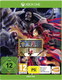 One Piece: Pirate Warriors 4 [Xbox One]