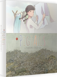 Pigtails and Other Shorts - Collector's Edition (OwS) [Blu-ray+DVD]