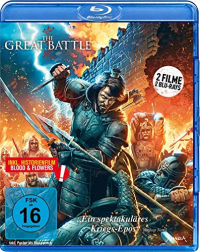 The Great Battle / Blood & Flowers [Blu-ray]