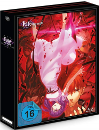 Fate/stay night: Heaven's Feel - Film 2: Lost Butterfly - Limited Edition [Blu-ray] + OST + Artbook