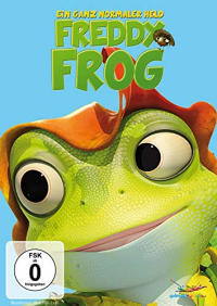 Freddy Frog: Ein ganz normaler Held (Re-Release)