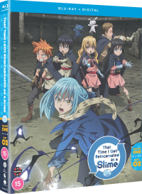 That Time I Got Reincarnated as a Slime: Season 1 - Part 2/2 [Blu-ray]