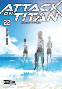Attack on Titan - Bd.22: Kindle Edition