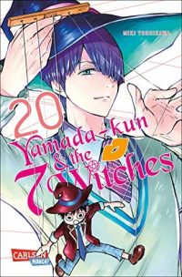 Yamada-kun & the 7 Witches - Bd.20: Kindle Edition