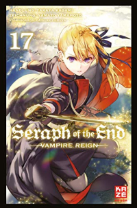 Seraph of the End: Vampire Reign - Bd.17: Kindle Edition