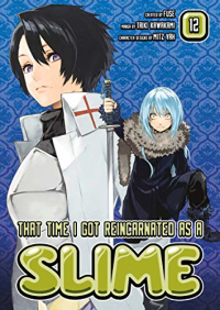 That Time I Got Reincarnated as a Slime - Vol.12