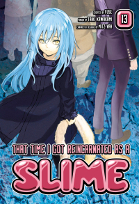 That Time I Got Reincarnated as a Slime - Vol.13