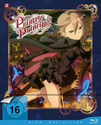 Princess Principal - Vol.1/2 [Blu-ray]