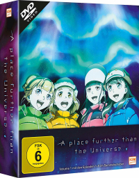 A Place Further than the Universe - Vol.1/3 + Sammelschuber