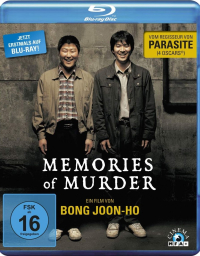 Memories of Murder [Blu-ray]