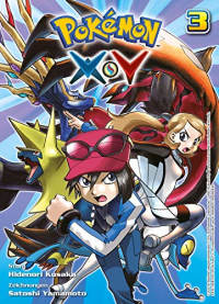 Pokémon: X und Y - Bd.03: Kindle Edition