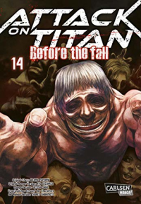 Attack on Titan: Before the Fall - Bd.14: Kindle Edition