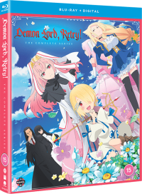 Demon Lord, Retry! - Complete Series [Blu-ray]
