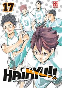 Haikyu!! – Bd.17: Kindle Edition