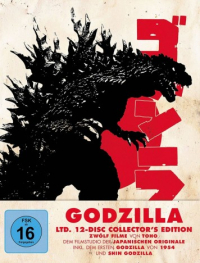 Godzilla Collection - Limited Collector's Edition [Blu-ray]