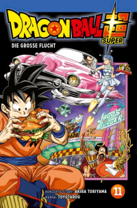 Dragon Ball Super - Bd. 11