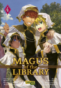 Magus of the Library - Bd. 04