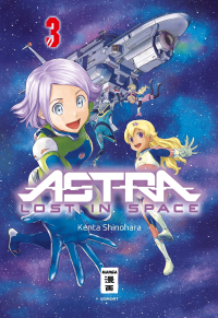 Astra Lost in Space - Bd.03