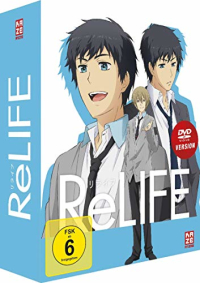 ReLIFE - Vol.1/3: Limited Edition + Sammelschuber