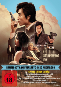 A Bittersweet Life - Limited Mediabook Edition [Blu-ray]