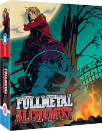 Fullmetal Alchemist - Part 1/2: Collector's Edition [Blu-ray] + Artbox