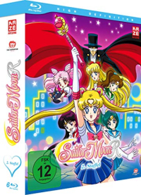Sailor Moon R: Staffel 2 - Gesamtausgabe [Blu-ray]