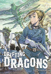 Drifting Dragons - Vol. 04