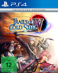 The Legend of Heroes: Trails of Cold Steel IV - Frontline Edition [PS4]
