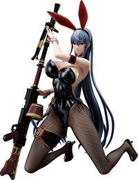 Valkyria Chronicles - Figur: Selvaria Bles (Bunny Costume)