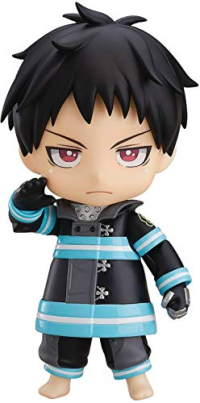 Fire Force - Figur: Shinra Kusakabe (Nendoroid)
