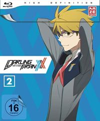 Darling in the Franxx - Vol.2/4 [Blu-ray]