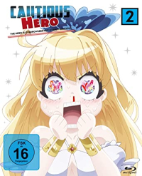 Cautious Hero: The Hero Is Overpowered But Overly Cautious - Vol.2/2 [Blu-ray]