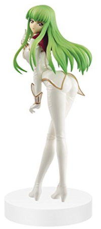 Code Geass: Lelouch of the Rebellion - Figur: C.C