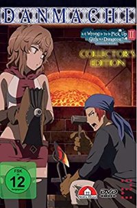 DanMachi: Is It Wrong to Try to Pick Up Girls in a Dungeon? - Familia Myth 2: Vol.2/4 - Collector's Edition
