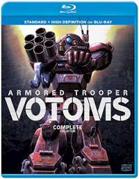 Armored Trooper Votoms - Complete Series + Recap Movies + OVAs (OwS) [SD on Blu-ray]