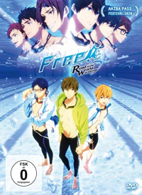 Free!: Road to the World - The Dream