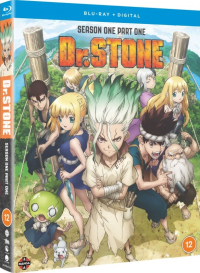 Dr. Stone: Season 1 - Part 1/2 [Blu-ray]