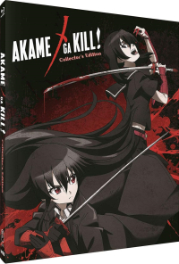 Akame ga Kill! - Complete Series: Collector's Steelbook Edition [Blu-ray]