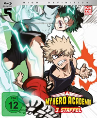 My Hero Academia: Staffel 3 - Vol. 5/5 [Blu-ray]
