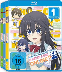 And you thought there is never a girl online? - Komplettset [Blu-ray]