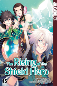 The Rising of the Shield Hero - Bd.15