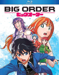 Big Order - Complete Series (OwS) [Blu-ray]