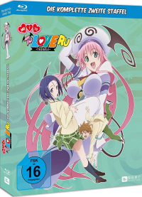 Motto To Love Ru: Trouble - Gesamtausgabe [Blu-ray]