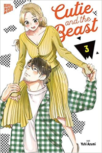 Cutie and the Beast - Bd. 03
