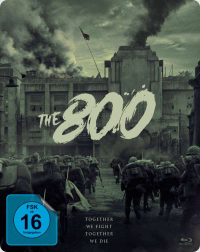 The 800 - Limited Steelbook Edition [Blu-ray]