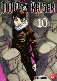 Jujutsu Kaisen - Bd. 10