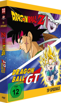 Dragonball Z & GT Specials (Re-Release)