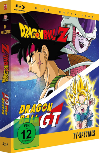 Dragonball Z & GT Specials [Blu-ray]