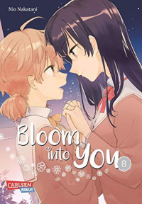 Bloom into you - Bd.08: Kindle Edition
