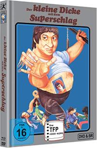 Der kleine Dicke mit dem Superschlag - Limited Mediabook Ediion [Blu-ray]